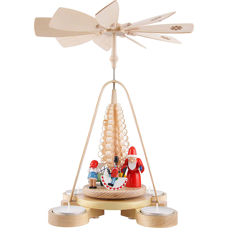1 - Tier Pyramid  -  Gift Giving  -  28cm / 11 inch
