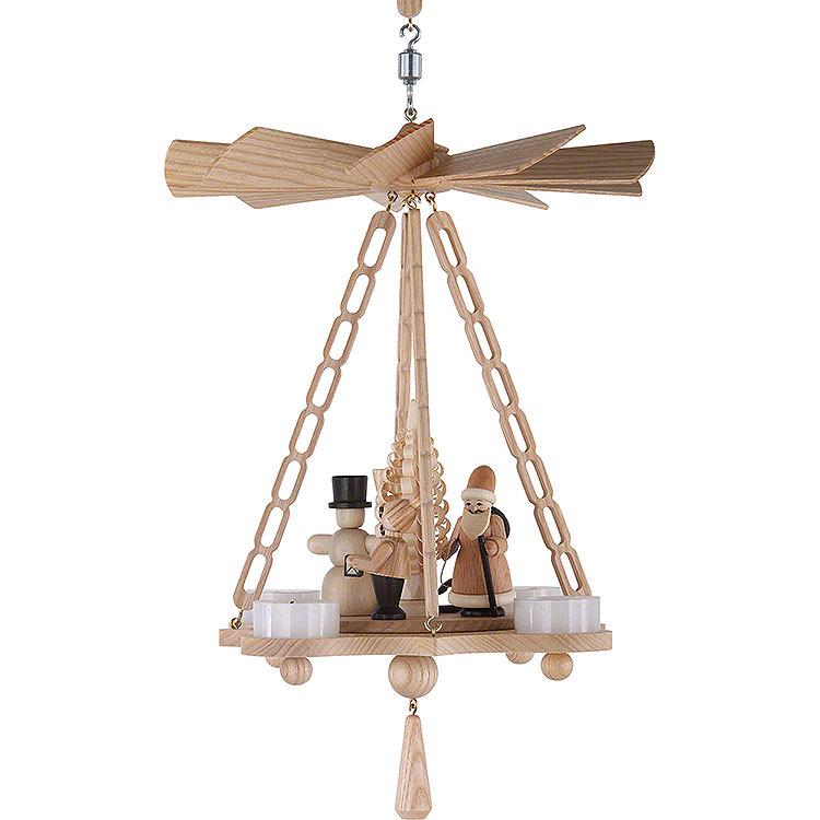 1 - stöckige Hängepyramide Weihnacht  -  30cm