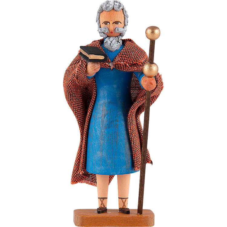Apostel Jakobus der Ältere  -  8cm