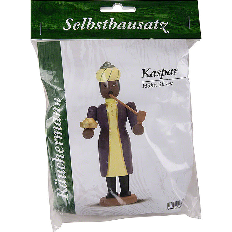 Bastelset Räuchermännchen Kaspar  -  20cm
