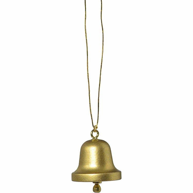 """Christbaumschmuck """"Glocke mittel""""  -  3cm"""
