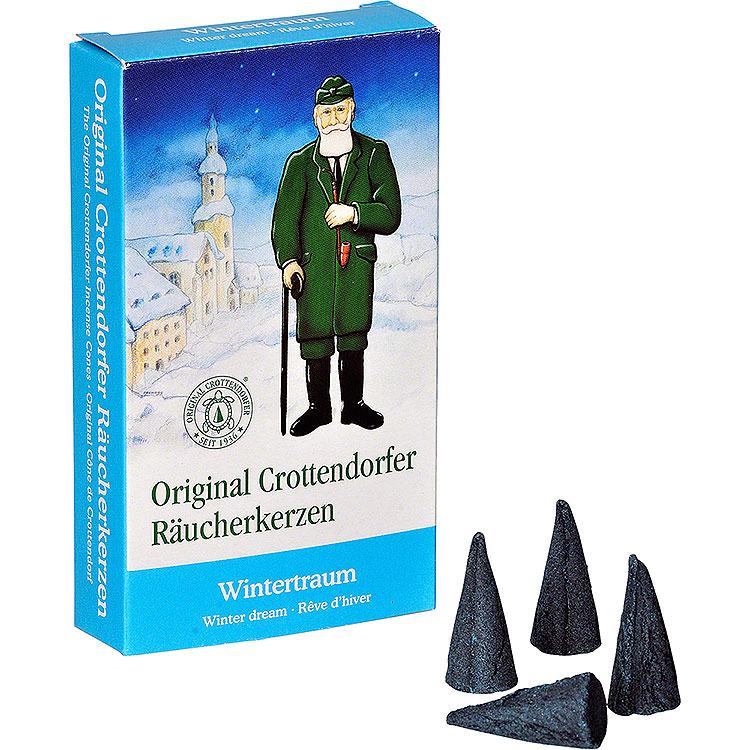 Crottendorfer Räucherkerzen  -  Wintertraum