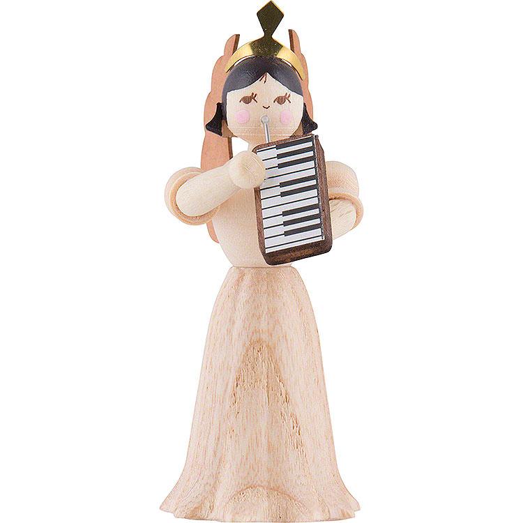 Engel mit Melodika  -  7cm