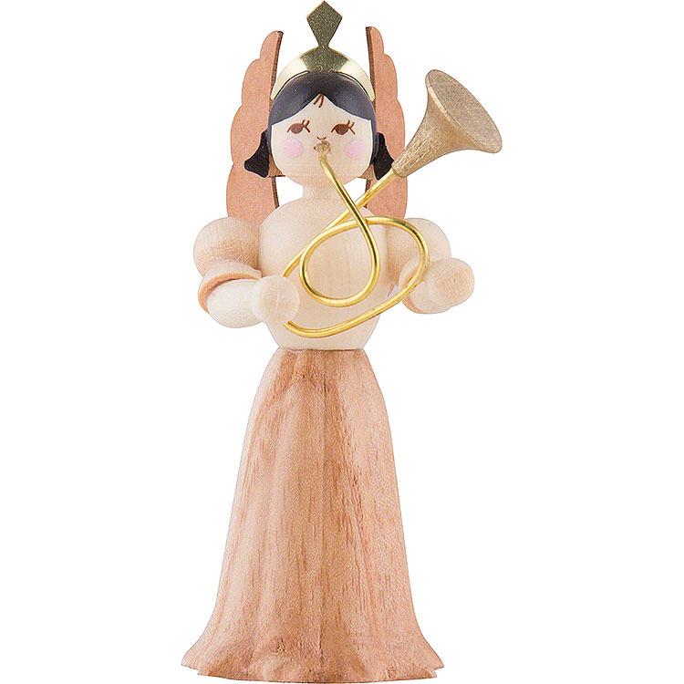 Engel mit Tenorhorn  -  7cm