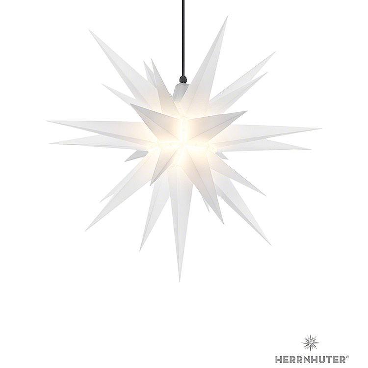 Herrnhuter Stern A7 opal Kunststoff  -  68cm