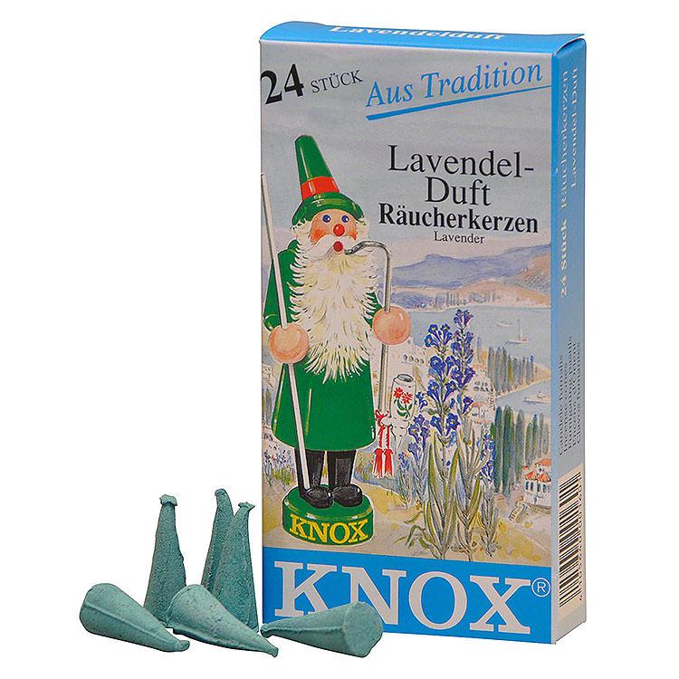 Knox Räucherkerzen  -  Lavendel