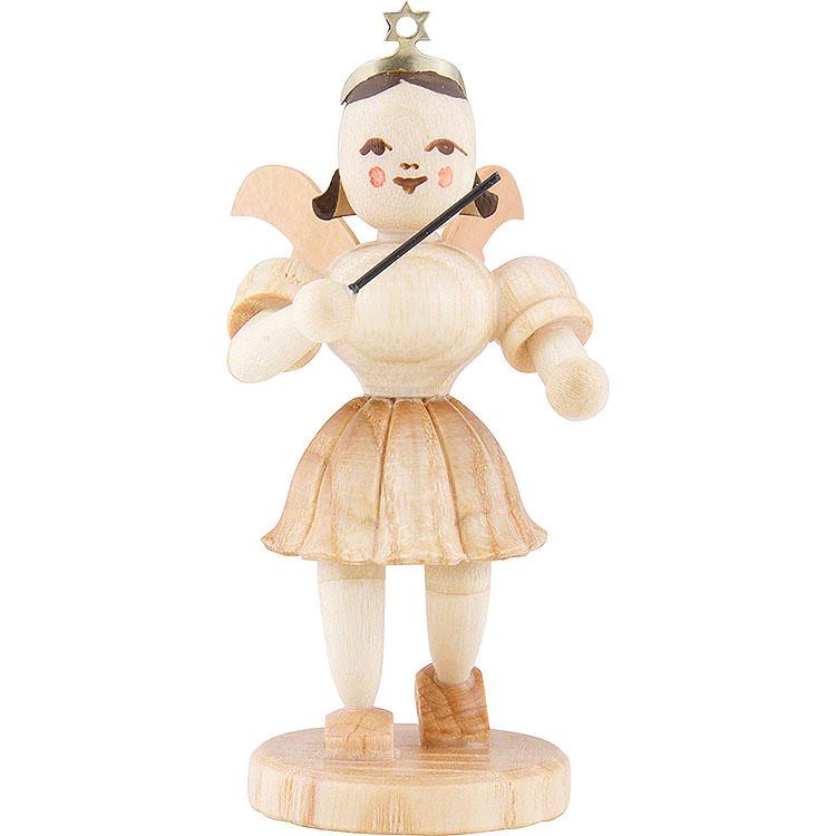Kurzrockengel Dirigent, natur  -  6,6cm