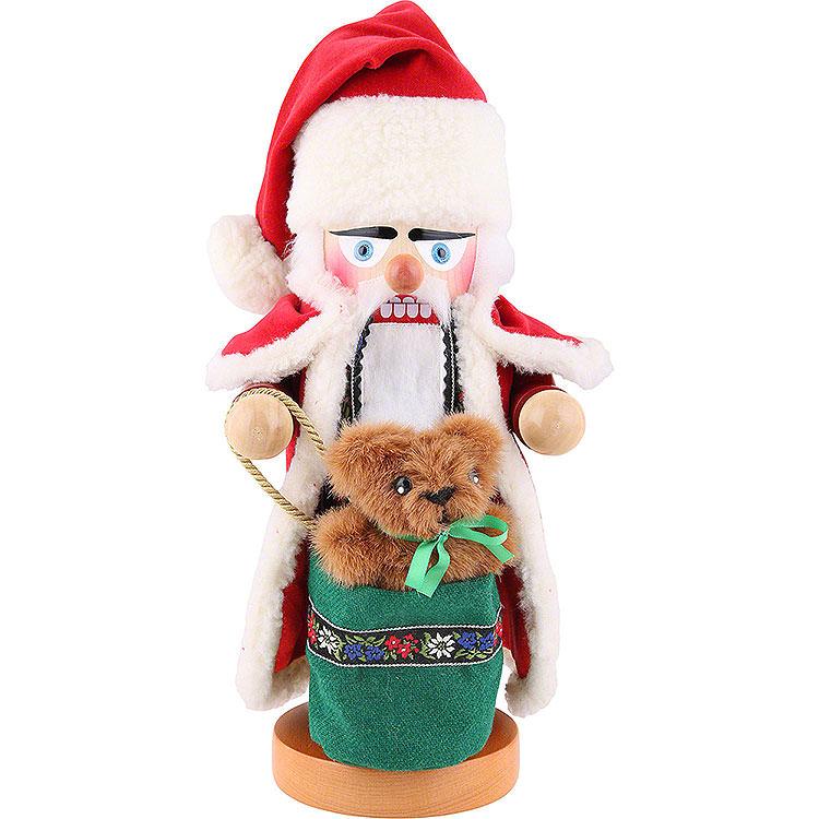 Nussknacker Alpen Weihnachtsmann  -  30cm