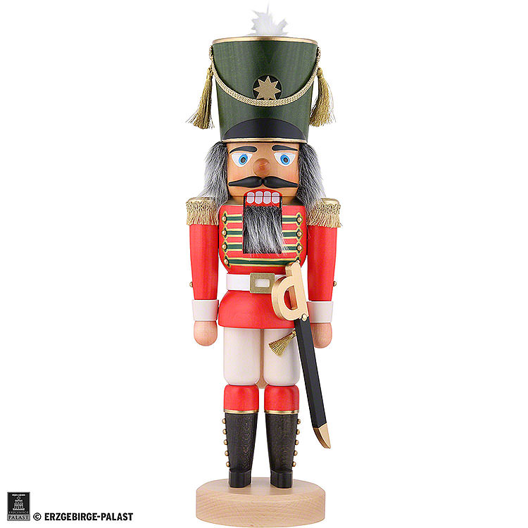 Nutcracker  -  Guardsoldier  -  44cm / 17 inch