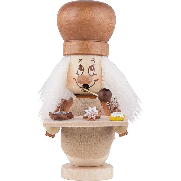 Räuchermännchen Miniwichtel Bäcker  -  15cm
