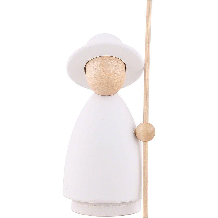 Shepherd White/Natural  -  Large  -  9,5cm / 3.7 inch