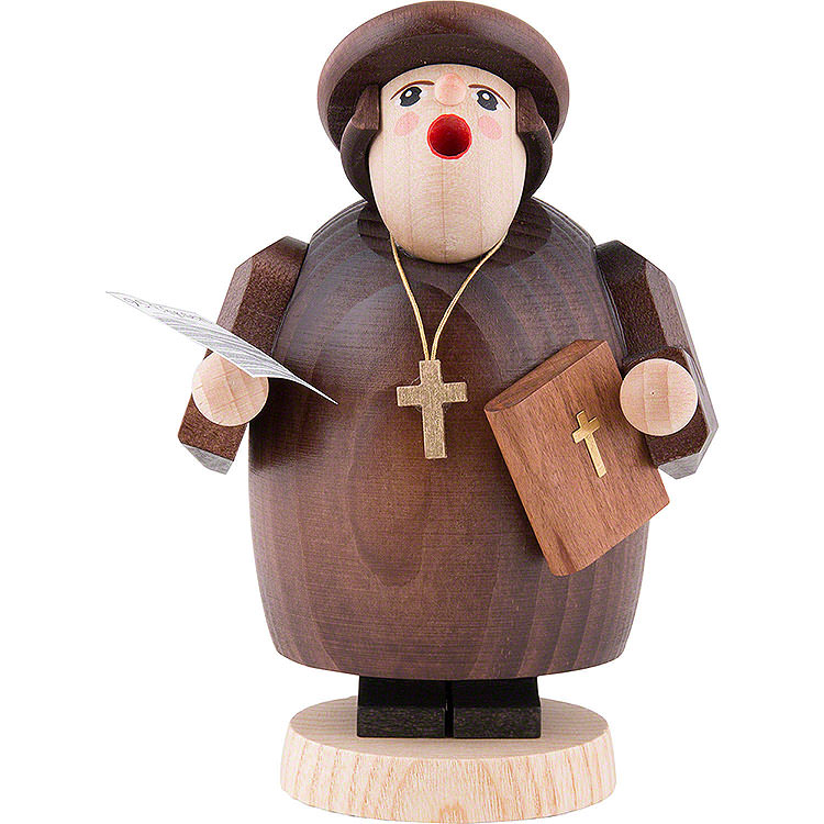 Smoker  -  Martin Luther  -  14cm / 5.5 inch