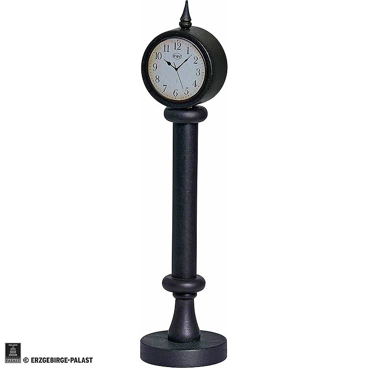 Station Clock for KWO Railroad  -  29cm / 11.4 inch