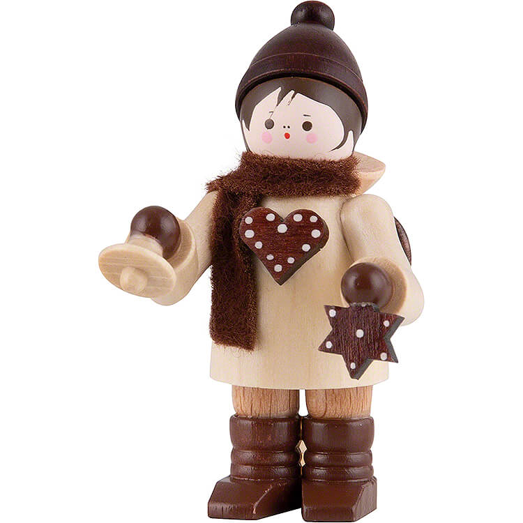 Thiel Figurine  -  Gingerbread Child  -  5,5cm / 2.2 inch