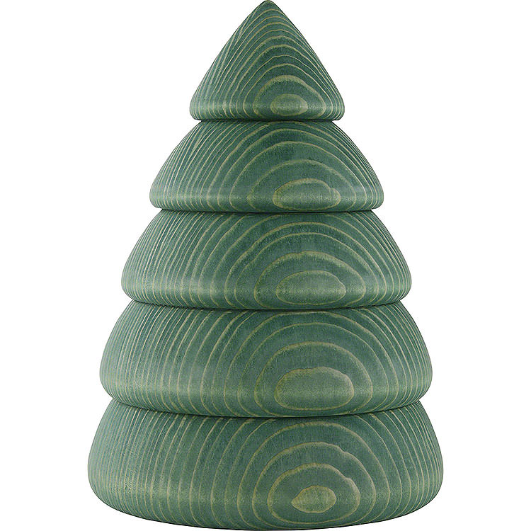 Tree, Maxi Green  -  19cm / 7.5 inch
