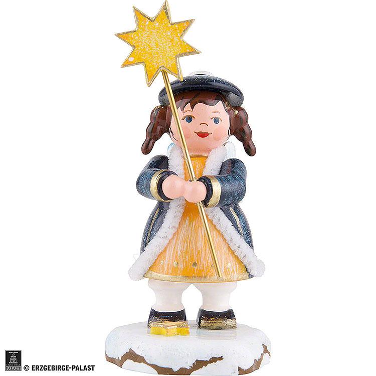 "Winter Children Heaven's Child ""Star, give us Light""  -  6cm / 2.4 inch"