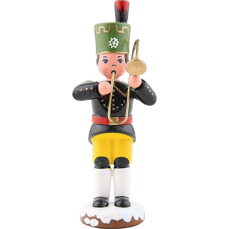 Winter Children Miner Trombone  -  9cm / 3,5 inch