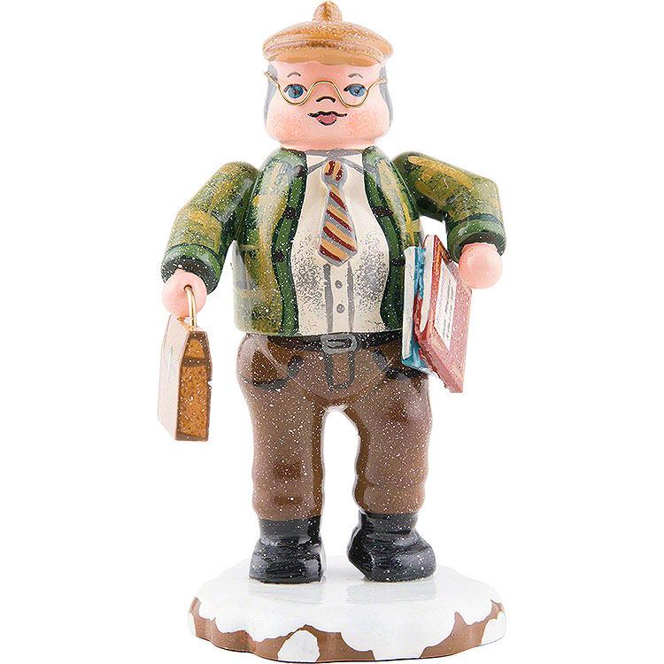Winter Children Teacher  -  8cm / 3 inch