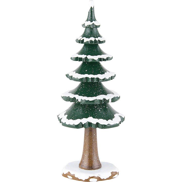 Winterkinder Winterbaum groß  -  19cm