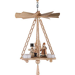 1 - Tier Hanging Pyramid Christmas  -  30cm / 11.8 inch