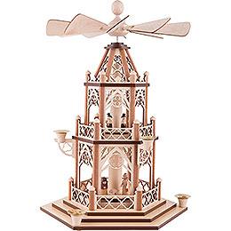 2 - Tier Gothic Pyramid  -  45cm / 17.7 inch