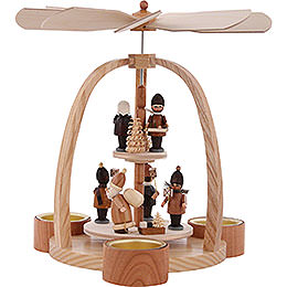 2 - Tier Pyramid  -  Striezel Children  -  24cm / 9 inch