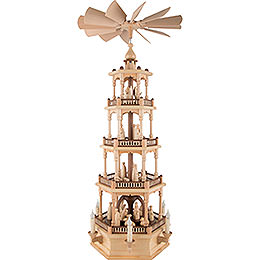 4 - Tier Pyramid  -  Nativity  -  86cm / 34 inch