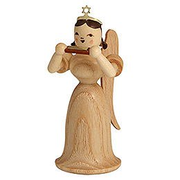 Angel Long Skirt with Mouth Organ, Natural  -  6,6cm / 2.6 inch