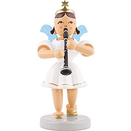 Angel Short Skirt Colored with Clarinet  -  6,6cm / 2.6 inch