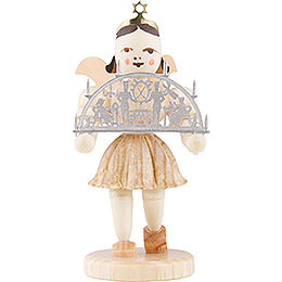 Angel Short Skirt with Candle Arch  -  6,6cm / 2.6 inch
