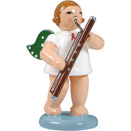 Angel with Bassoon  -  6,5cm / 2.5 inch
