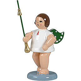 Angel with Twirling Stick  -  6,5cm / 2.5 inch
