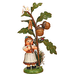 Autumn Child Acorn   -  13cm / 5 inch