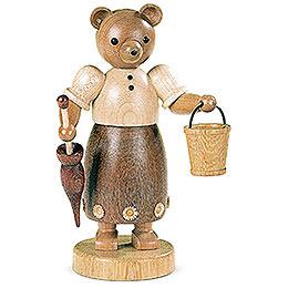 Bärenfrau  -  17cm