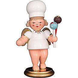 Baker Angel with Cake - Pops  -  7,5cm / 3 inch
