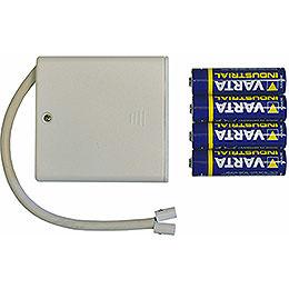 Batteriehalter zur Beleuchtung von 1 Stern Typ 029 - 00 - A1E, 029 - 00 - A1B oder 3 Sternen Typ 029 - 00 - A08