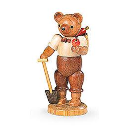 Bear Gardener (male)  -  10cm / 4 inch