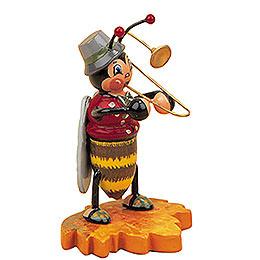Bumblebee with Trombone  -  8cm / 3 inch