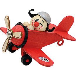 COOL MAN Pilot  -  6cm / 2.4 inch