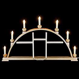 Candle Arch  -  Blank  -  63x37cm / 25x15 inch