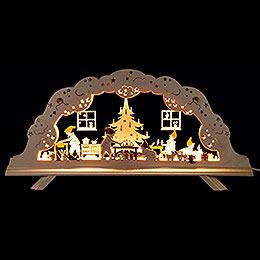 Candle Arch  -  Dwarves' Workshop  -  50x25cm / 20x10 inch