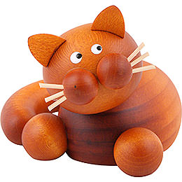 Cat Charlie Cuddling  -  5,5cm / 2 inch