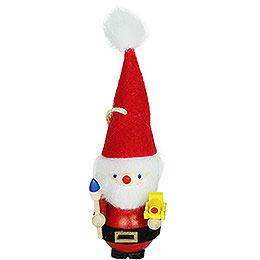 Christbaumschmuck Spielzeugmacher Weihnachtsmann  -  7,5cm