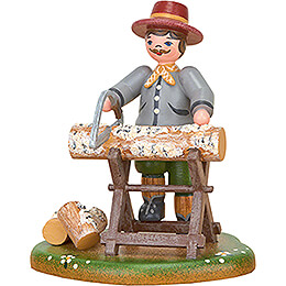 Country Idyll Firewood  -  8cm / 3.1 inch