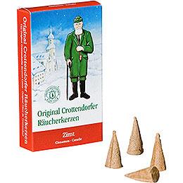 Crottendorfer Incense Cones  -  Cinnamon