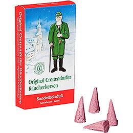 Crottendorfer Incense Cones  -  Sandalwood