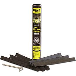 Crottendorfer Incense Sticks  -  'QUIET!' Mosquito Repellent  -  25cm / 10 inch
