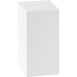Dekowürfel  -  4,4x4,4x8,8cm