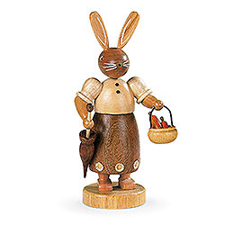 Easter Bunny (fe(male)) Natural Colors  -  17cm / 7 inch