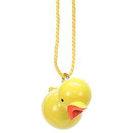 Easter Ornament  -  Chick  -  1,8cm / 0.7 inch